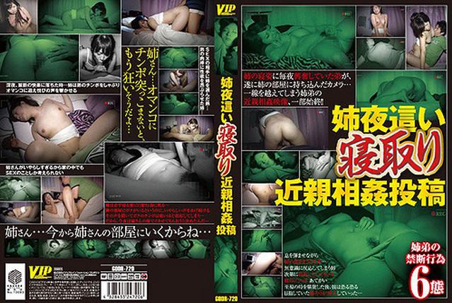 [VIP-D734] 姉夜這い寝取り 近親相姦投稿 Night Crawling Incest 2015/04/24 巨乳
